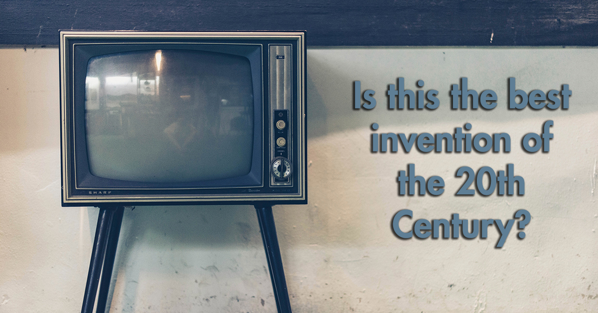 The best invention of the 20th century